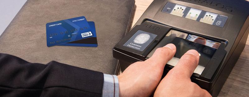 Biometric Banking