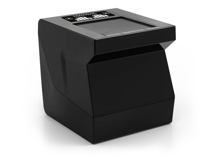 <b>Fingerabdruck-</b><br />Scanner <b>ZF10</b>