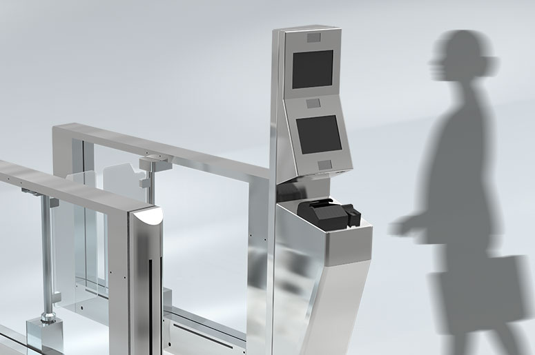 Biometric Gate