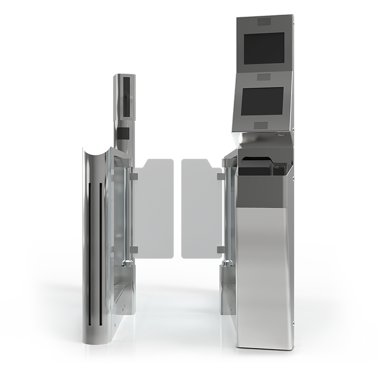 Biometric Gate - Hardware - Products - DERMALOG - The