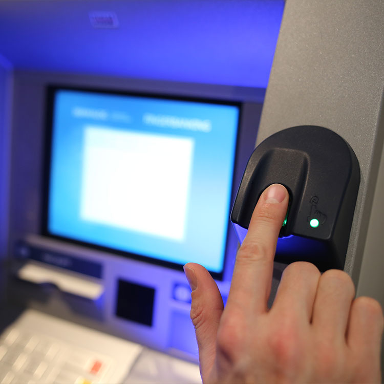 Biometric Banking Commercial Turnkey Solutions