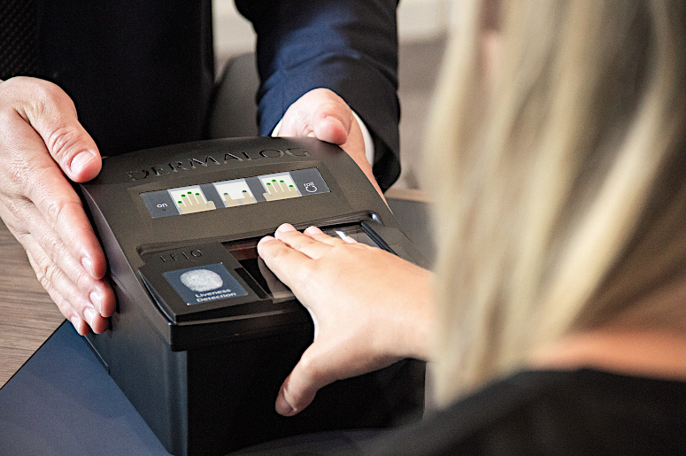 DERMALOG's LF10 fingerprint scanner is the world's first tenprint scanner to meet the security requirements of the German Federal Office for Information Security (BSI).